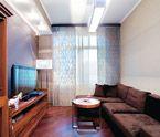 Интерьер квартиры с элементами ар нуво и строгой классики